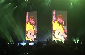Ed Sheeran: Así se vivió el concierto capitalino más esperado