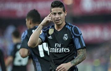 James Rodríguez: El Milan más cerca de fichar al colombiano