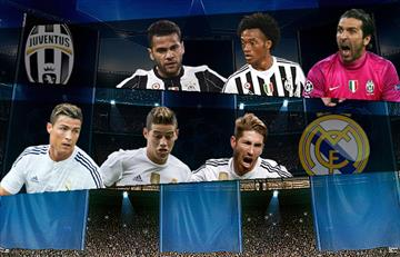 Juventus vs. Real Madrid: Gran final transmisión EN VIVO online