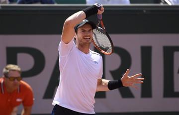 Roland Garros: En emocionante partido, Del Potro no logra vencer a Murray