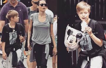 Angelina Jolie: Así luce su hija que quiere ser hombre