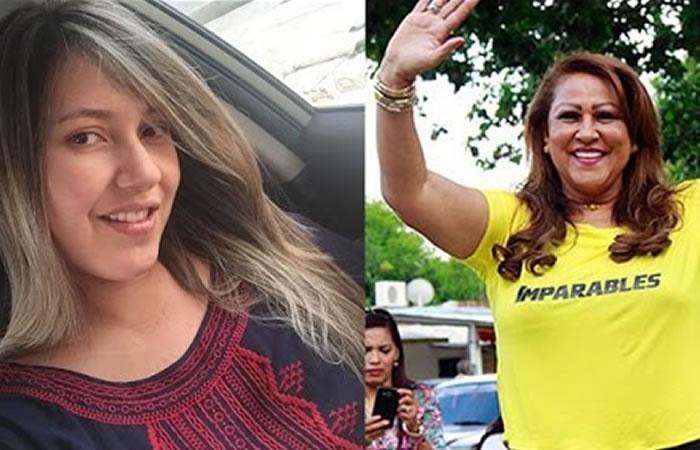 Martín Elías: Dayana Jaimes responde por el audio de su suegra