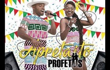 Agrupación Profetas tiene bailando a Colombia con su tema 'Apretaito'