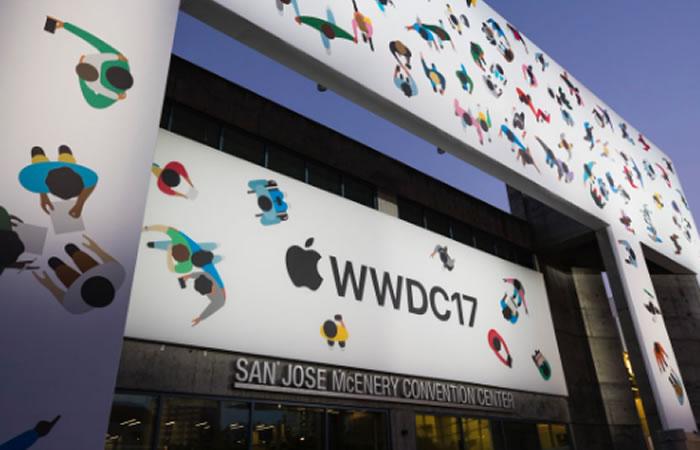 WWDC 2017. Foto:Twitter/TimCook