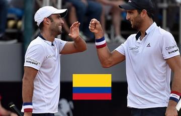 Cabal y Farah clasifican a semifinales de Roland Garros