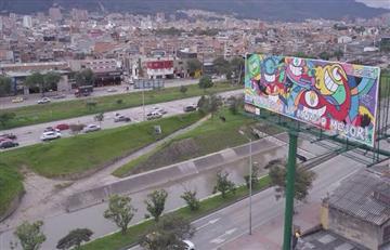 EAN expone arte urbano sostenible