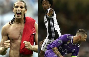 Ferdinand critica duramente a Sergio Ramos tras lo sucedido con Cuadrado