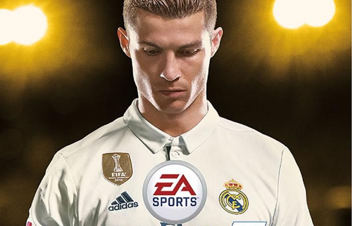 FIFA 18: Cristiano Ronaldo es la portada y la figura de su primer tráiler