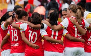 Liga Águila Femenina: Santa Fe y Huila ganaron en la ida de semifinales