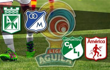 Liga Colombiana: ¿Las mejores semifinales en la historia?
