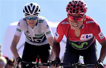 Nairo Quintana y el dato que lo pondría por encima de Froome en el Tour
