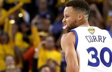 NBA: Curry y Durant con sus Warriors van por los Cleveland de Lebron