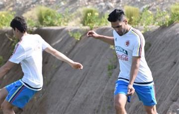 Selección Colombia: En fotos, lo que nadie ha visto del entrenamiento 'tricolor'