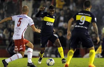Wilmar Barrios la estrella de Boca Juniors que está cerca del título
