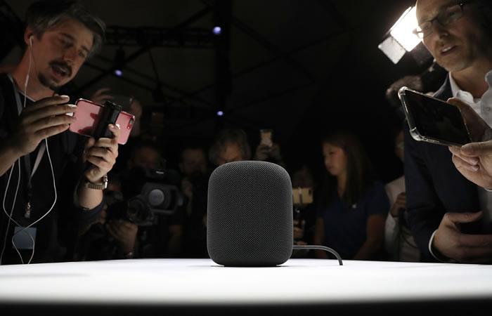 Apple presenta su altavoz inteligente: Disponibilidad y precio