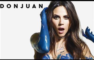Carolina Gaitán y su infartante desnudo para la revista Don Juan