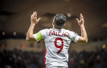 Falcao García: La UEFA se olvidó del 'Tigre'.