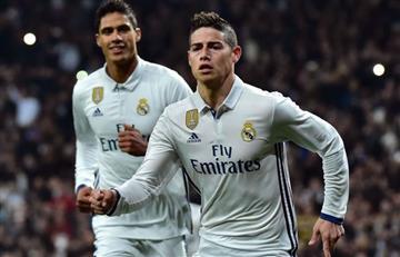 James Rodríguez: Anuncian fecha de salida del Real Madrid