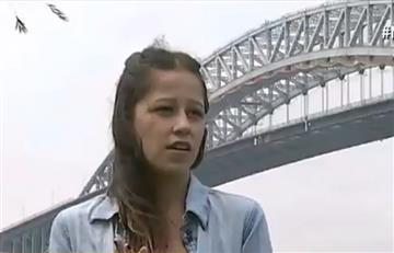 La colombiana que trabajó en la construcción de nuevo puente en Nueva Jersey