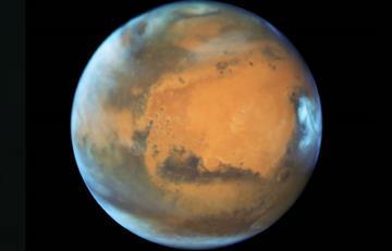 Marte tenía más agua de la que se pensaba