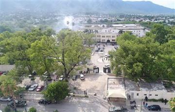 México: Se registra fuerte tiroteo en una prisión de Ciudad Victoria