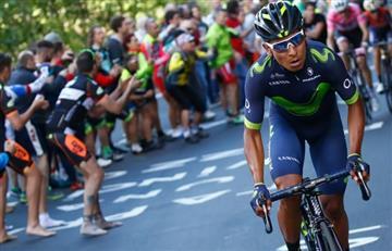Nairo Quintana y Colombia, tercer puesto en el Ranking mundial de ciclismo