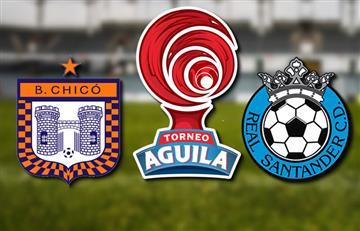 Torneo Ascenso: Gran final entre Boyacá Chicó y Real Santander