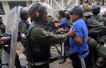 Venezuela: MinDefensa reconoce agresiones contra manifestantes
