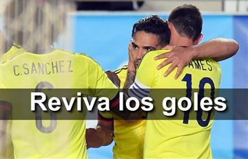 Colombia vs. España: Reviva los goles que dejó el partido