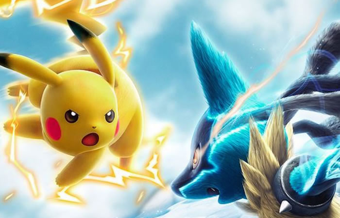 Nintendo lanza 'Pokkén Tournament DX' para su consola Switch