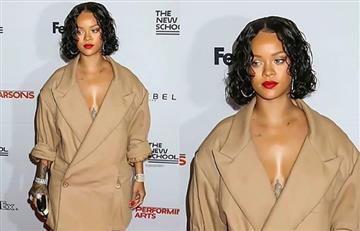 Rihanna y el contundente mensaje enviado a los que la critican por estar 'gorda'