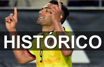 Selección Colombia: Falcao se convirtió en el máximo goleador de la historia
