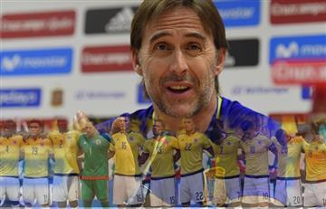 Selección Colombia: Lopetegui, técnico de españa, elogia a la 'tricolor'