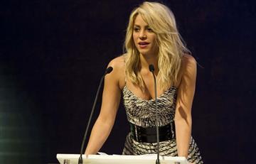 Shakira es odiada en España, según un artículo de prensa