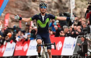 "Valverde: ""Vencer a Froome en Dauphiné es bastante grande"""