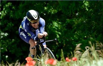 Esteban Chaves se mantiene entre los favoritos en el Critérium del Dauphiné