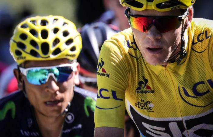 Nairo Quintana: Froome no sería su gran rival sino este corredor