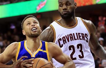NBA: A LeBron sólo le sirve el milagro para vencer a Curry y Durant