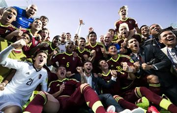 Venezuela hace historia en el Mundial Sub 20 y clasifica a la final