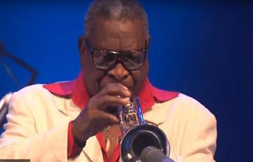Murió 'Tito Puentes', el hombre jazz de la trompeta
