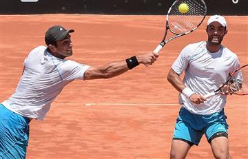 Roland Garros: Cabal y Farah eliminados en semifinales