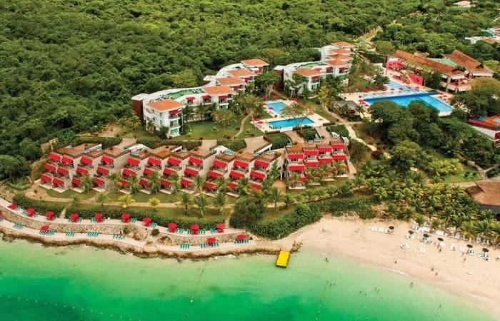 Empleados del Hotel Decameron en Cartagena entraron a paro