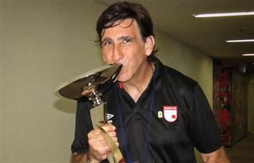 Gustavo Costas se va de Independiente Santa Fe