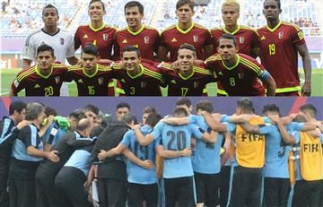 Mundial Sub 20: Jugadores de Venezuela y Uruguay se van a los golpes en el hotel