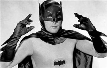 Murió Adam West el reconocido Batman de los 60's