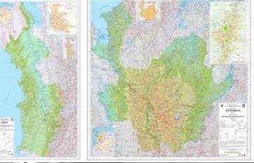 Belén de Bajirá es de Chocó según mapa del IGAC