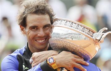 Rafael Nadal: campeón del Roland Garros