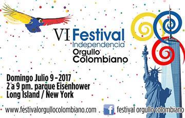 Sexto Festival Independencia Orgullo Colombiano