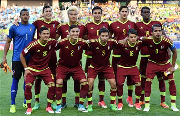 Venezuela Sub 20: Por un gol se le escapó el título Mundial