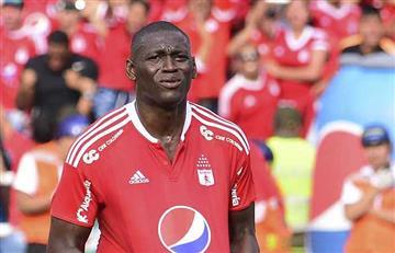 América se pronuncia sobre la lesión de Martínez Borja